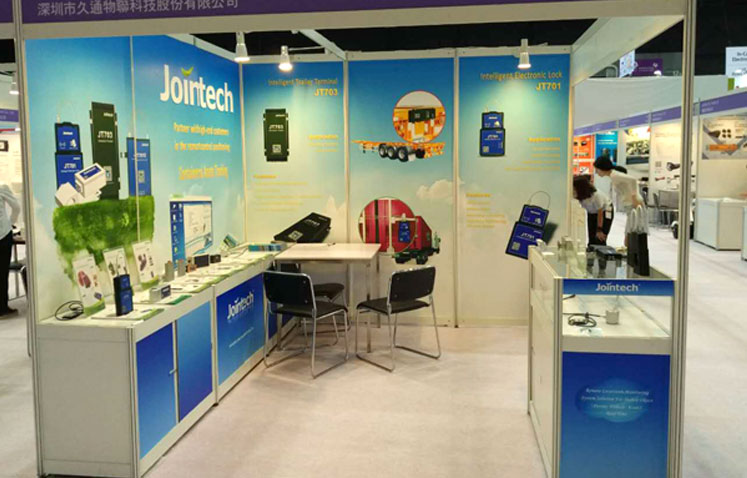 Jointech particated Global Sources Electronic Exhibition at Oct 11-14, 2016.