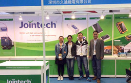 After CeBIT, Jointech once again win the HK electronic Fair 2015 thoroughly!
