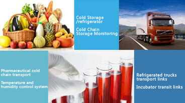 What is the cold chain monitoring?